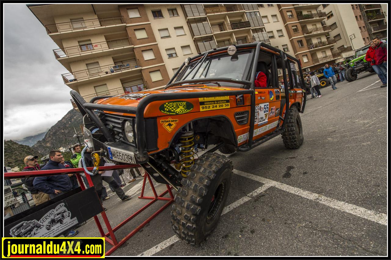 D.f.Xtrem Francisco Zorrilla David Zorrilla ESP Preparat Range Rover 300 tdi