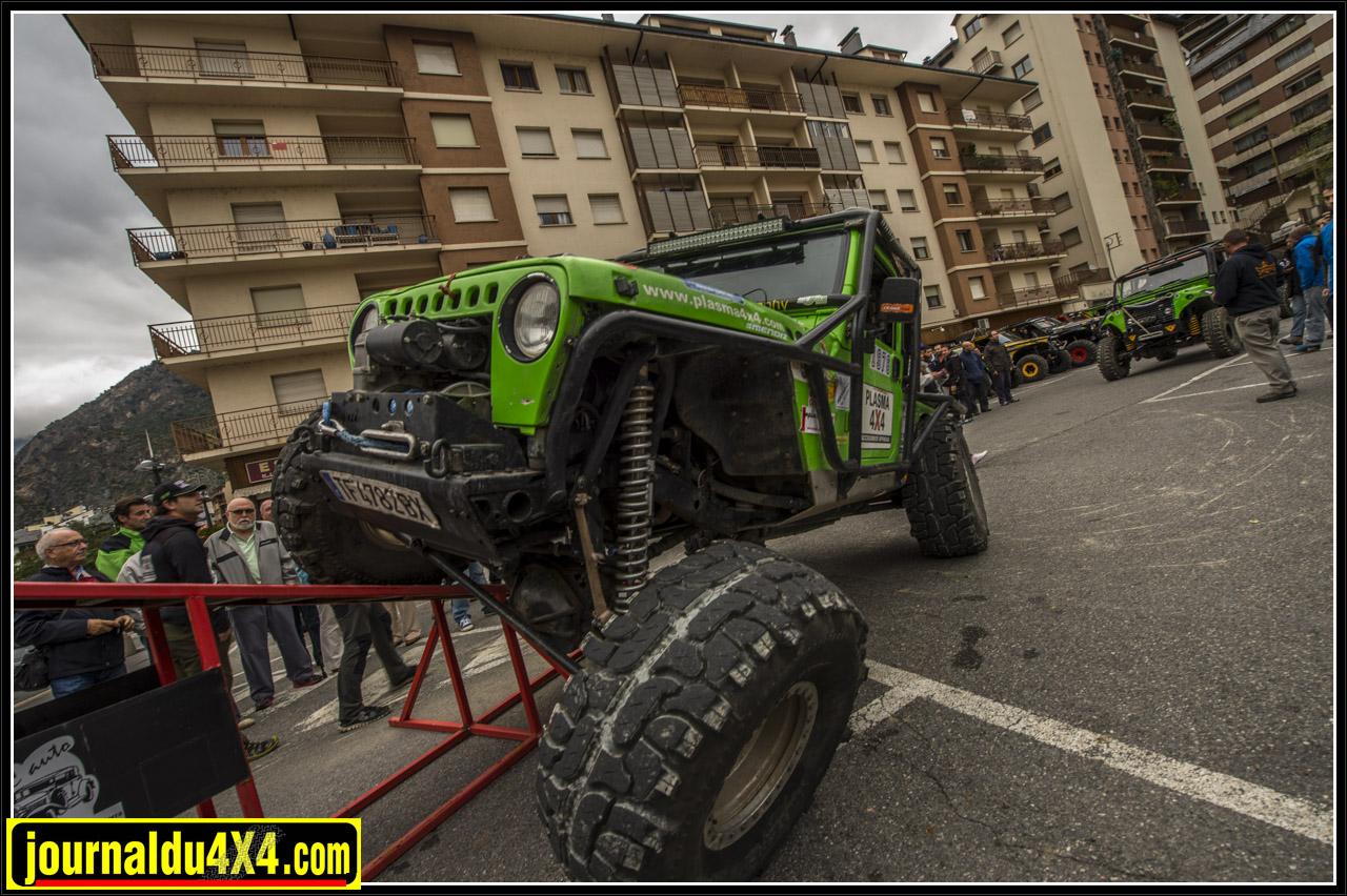 Plasma 4x4 Jorge Alonso Jorge Romero ESP Preparat Jeep Wrangler