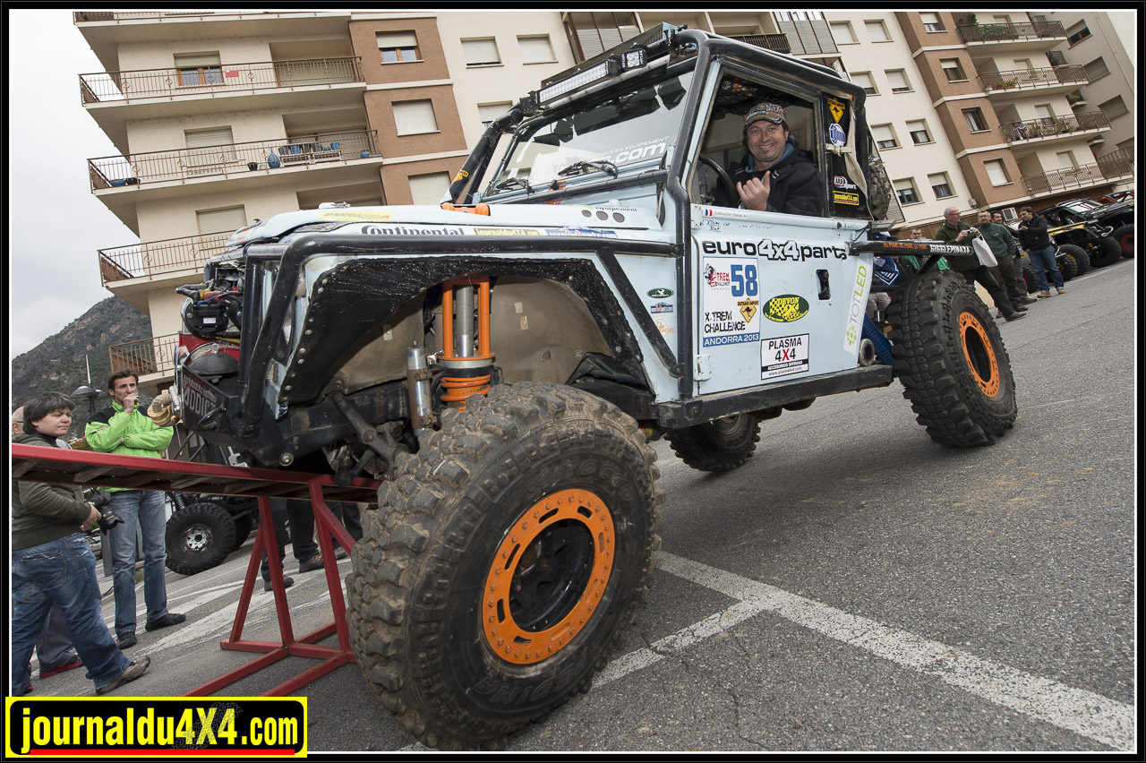 Euro4x4conti Pascal Leboucher Thomas Lefebvre FR Preparat Land Rover Defender