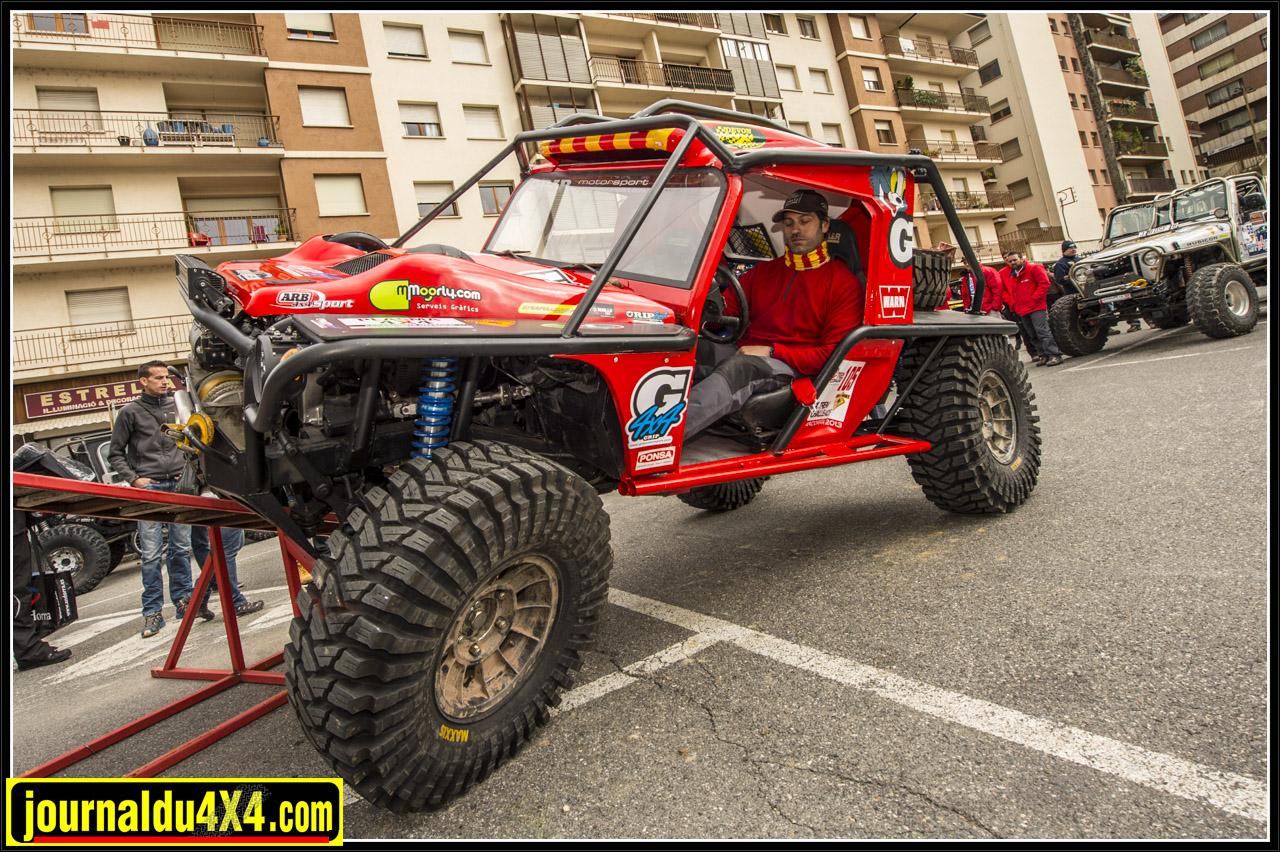 Gripmotorsport Carles Barangé Xavier Morlans ESP Proto Tomcat 300 Tdi