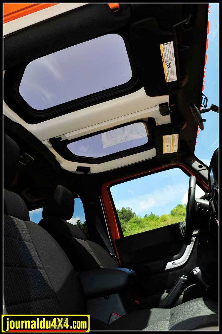 Sky-Top pour Jeep JK