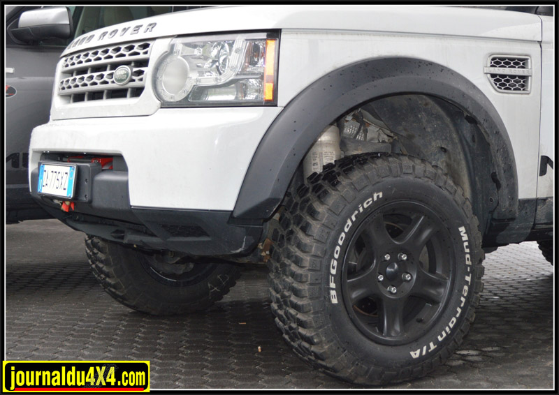 suspension pour Land Rover Discovery 3 ou 4 et Range Rover Sport