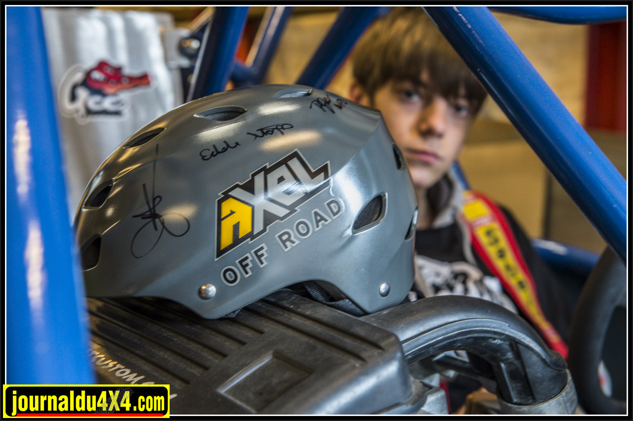 casque Axel Off Road Gear