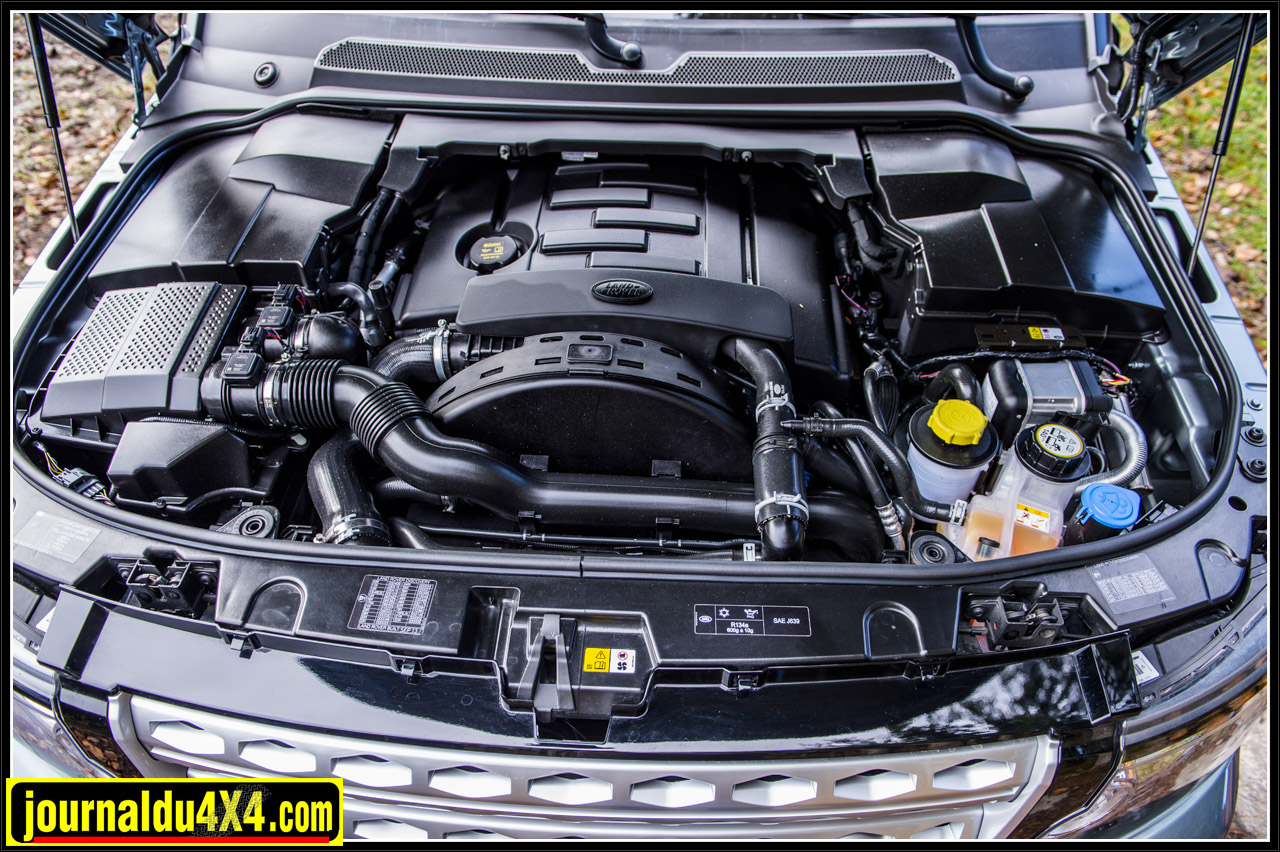 moteur sdv6 256 ch