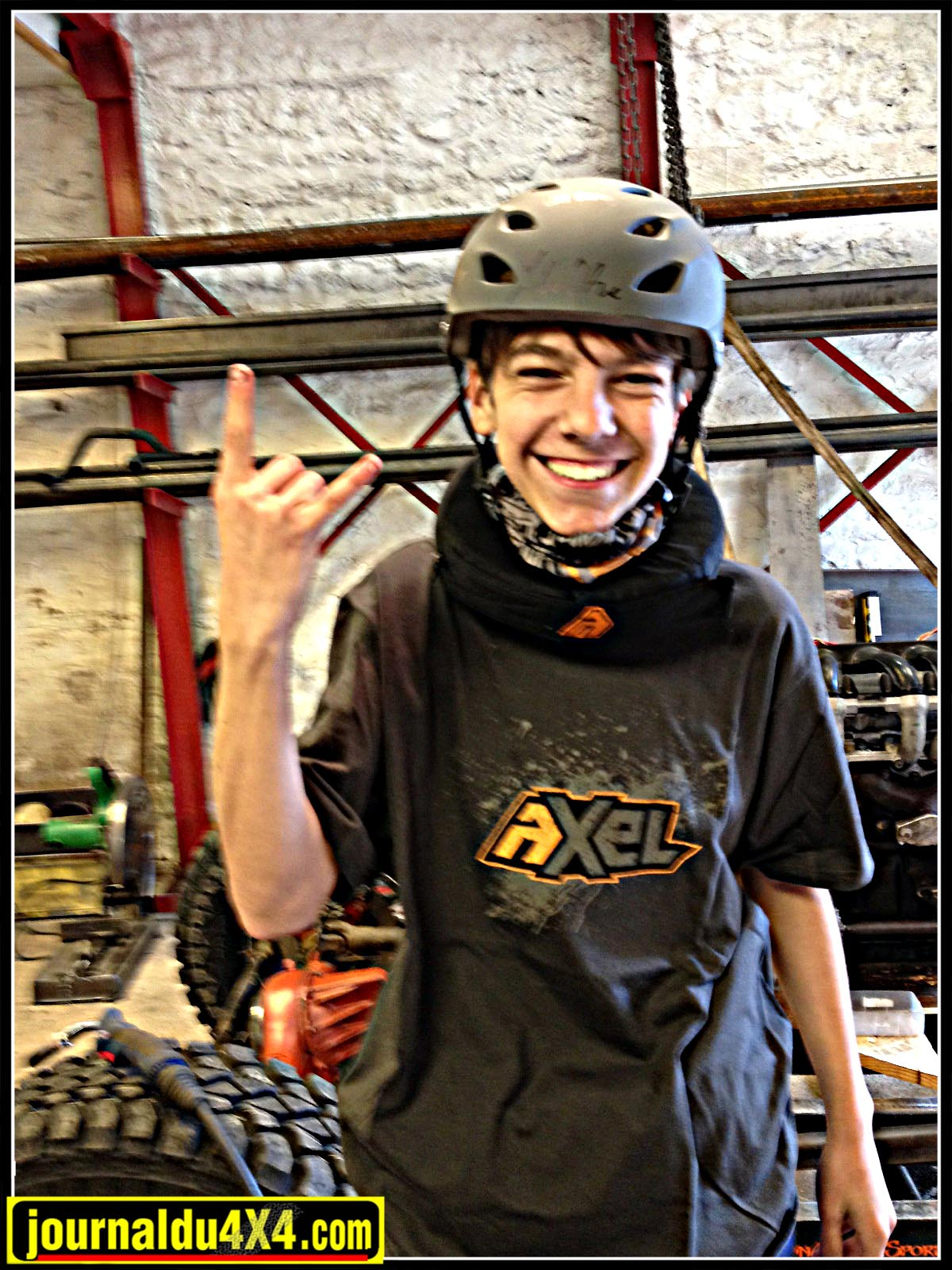 Axel Off Road Gear
