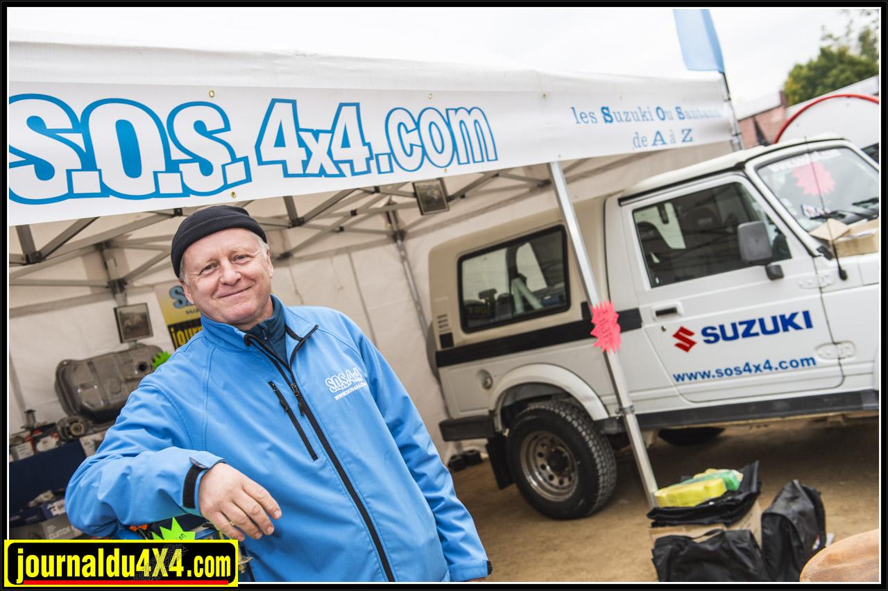 Gilles de SOS 4x4