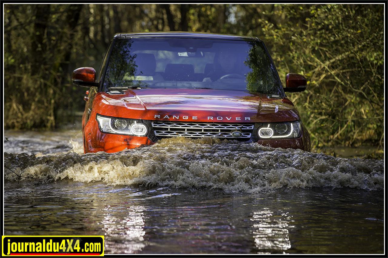 Range Rover Sport SDV8 la puissance sans compromis