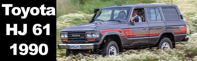 HJ 61 SW Toyota