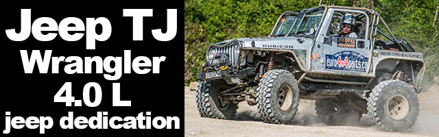 TJ Rubicon Jeep Dedication