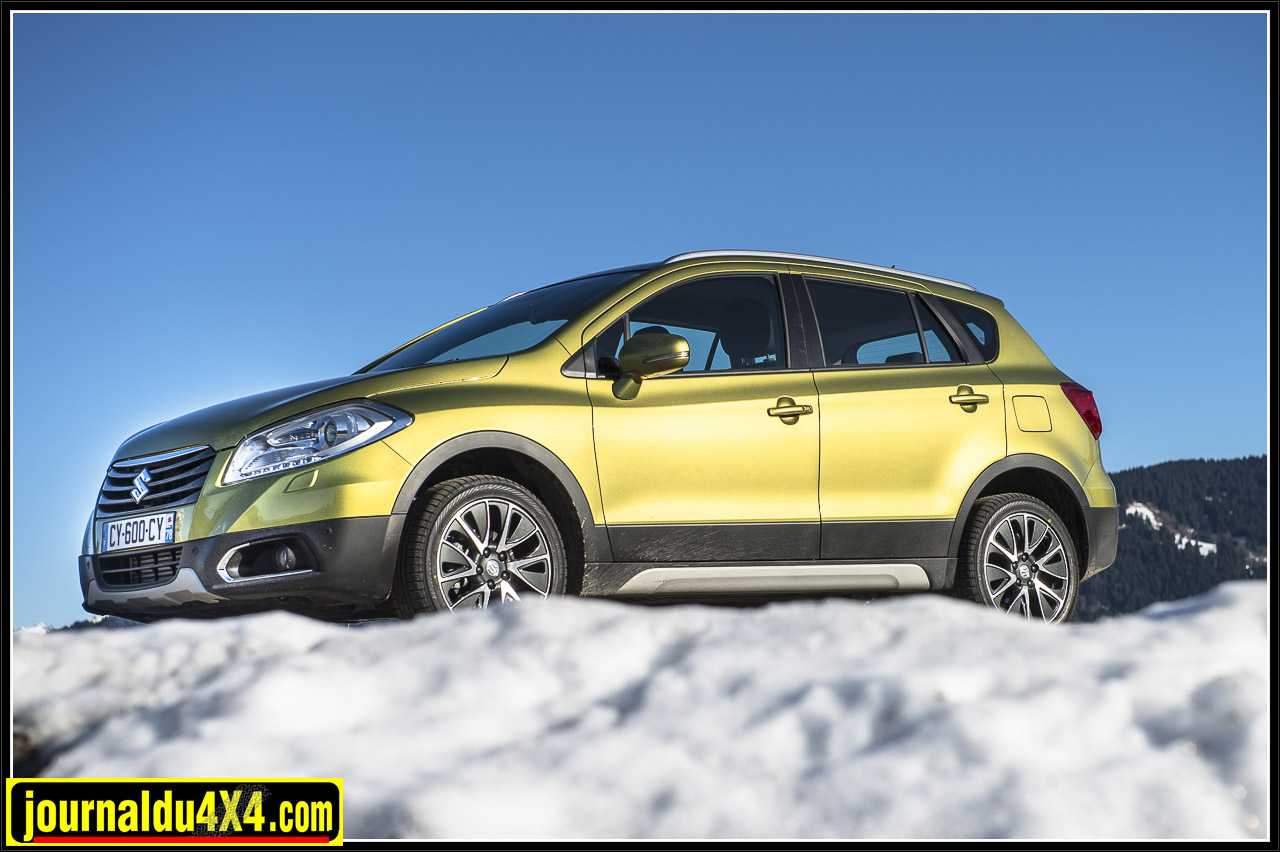 suzuki sx4 s cross 1 6 ddis 120 4x4 essai du nouveau crossover. Black Bedroom Furniture Sets. Home Design Ideas