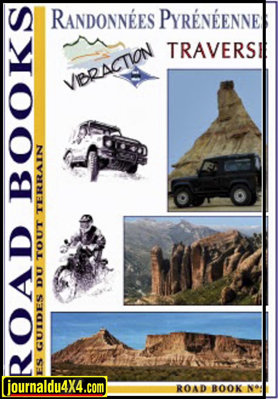 road book 4x4 vibraction  espagne