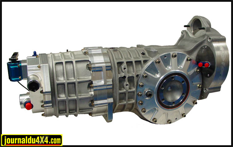 Fortin Gearbox