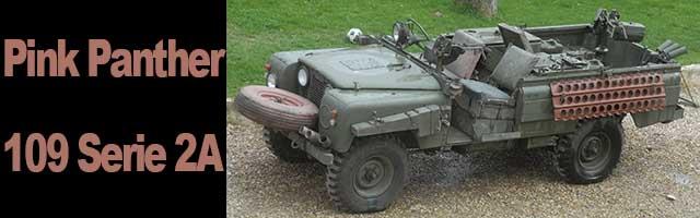 Pink Panther 109 Serie 2A de Land Service