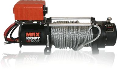 Treuil Max Kraft MK 9000 C