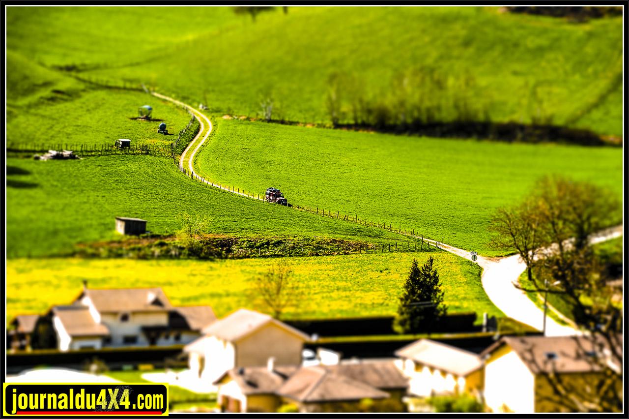 la région de Voiron, un bel endroit pour les photographes :)