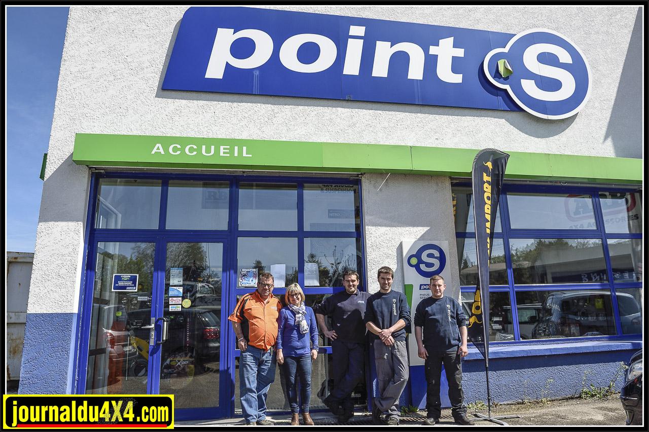 L'équipe de Point S Voiron