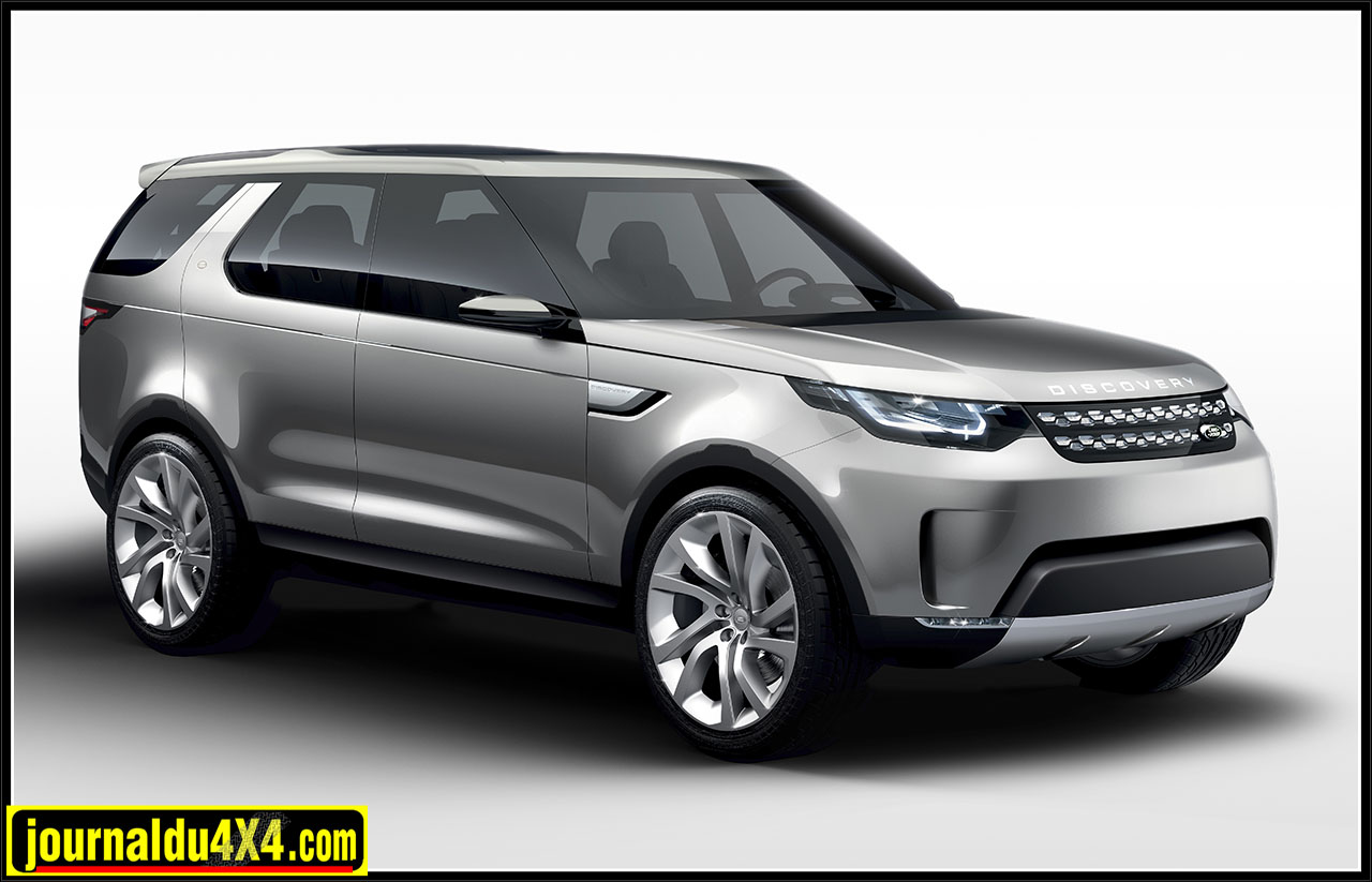 discovery vision