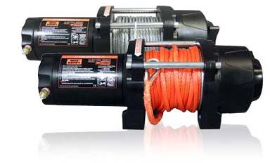 Treuil Max Kraft MK 2500 CF - CFS