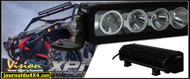Barre Led Light Bar XPI
