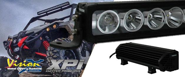 Vision X Lighting dévoile sa nouvelle série LED Light Bar XPI !