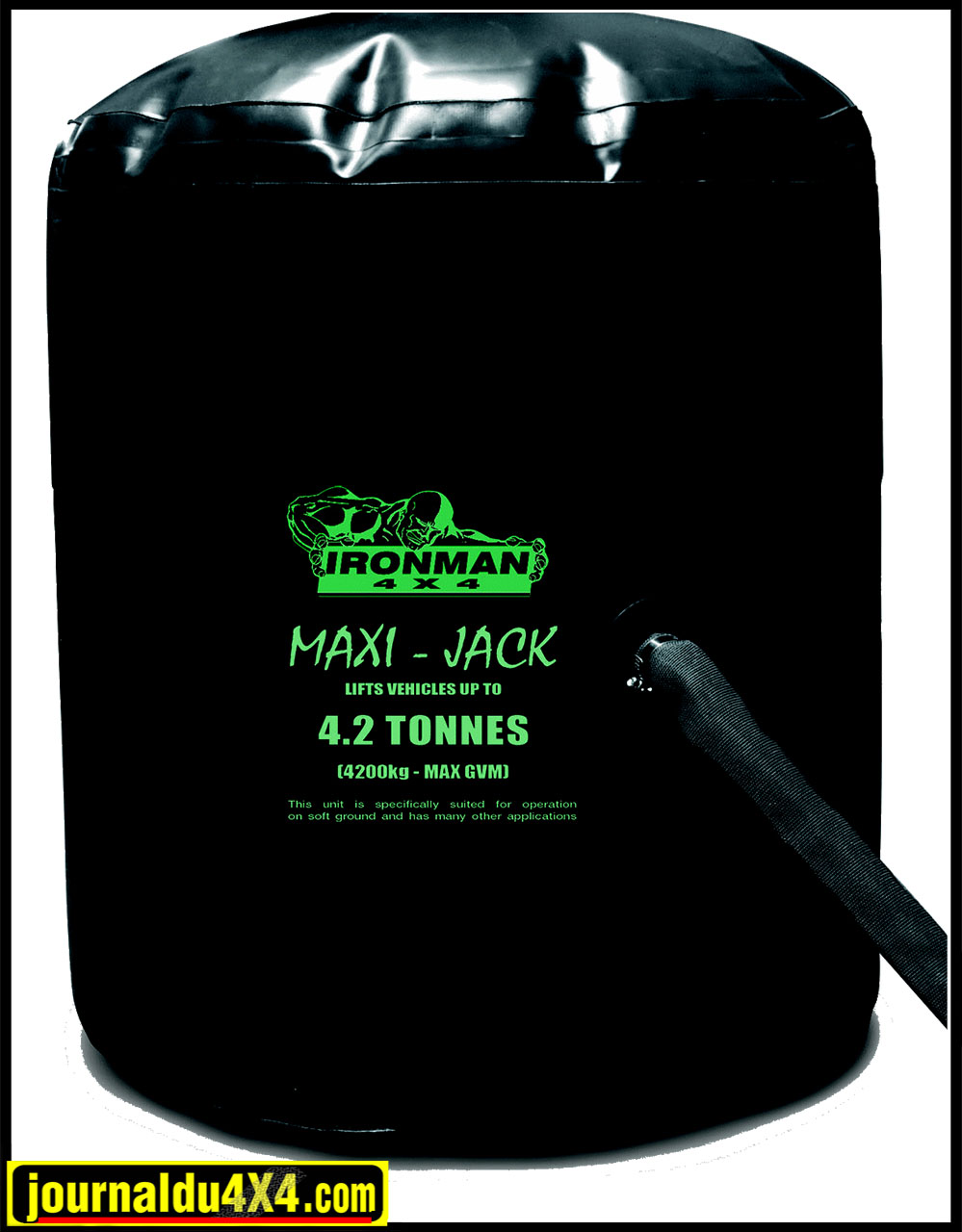 Cric Gonflable MAXI JACK IRONMAN 4X4