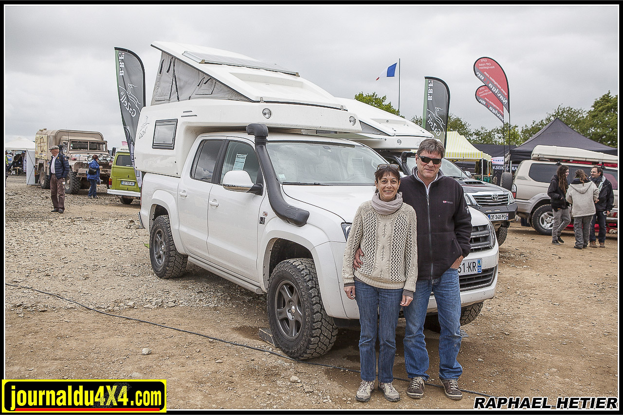cellule Gazell sur Amarok