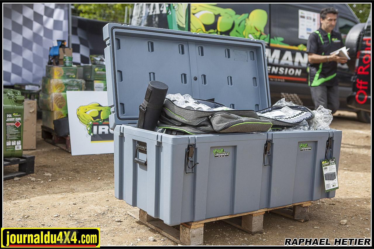 box ironman 4x4