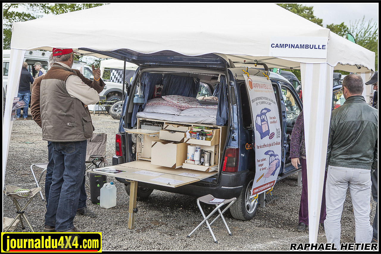 Exposants Salon Camping Car Nantes