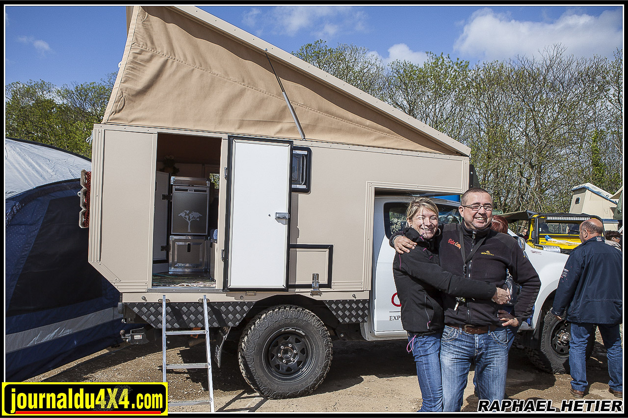 cellule globe camper monica et david