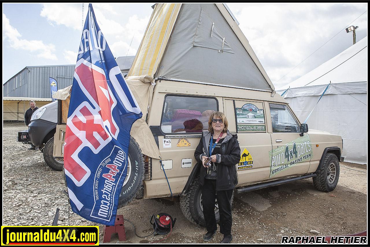Marie-Genevieve Dupont et sont Matt'roll http://www.avecmattroll.com