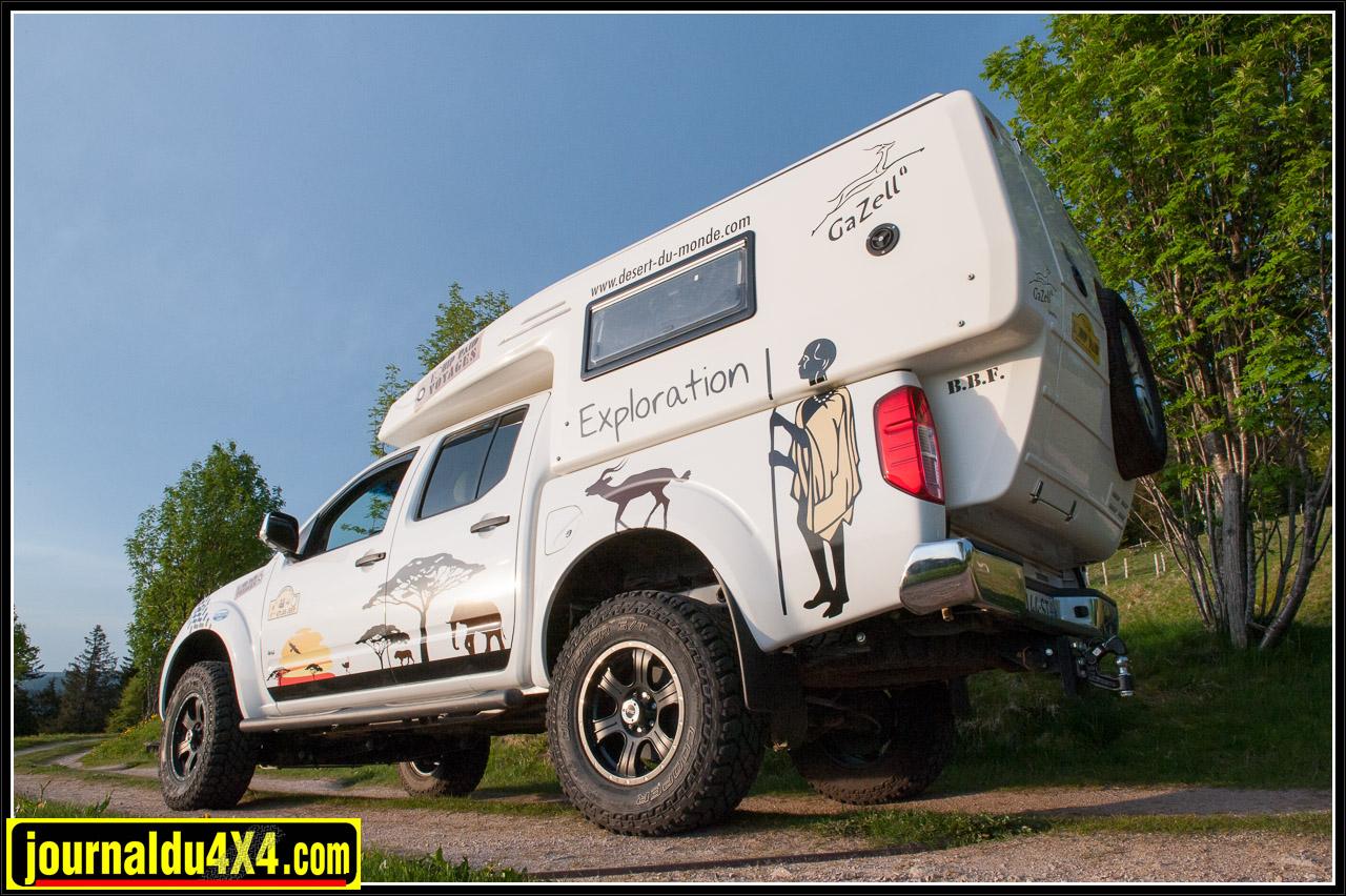 Cooper ST Max en 285x70 R17