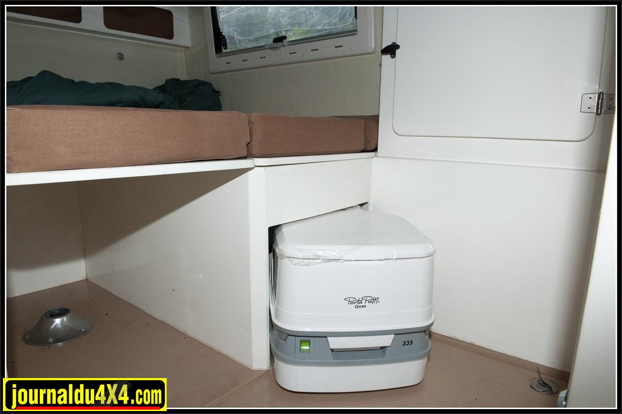 WC chimique dans son logement
