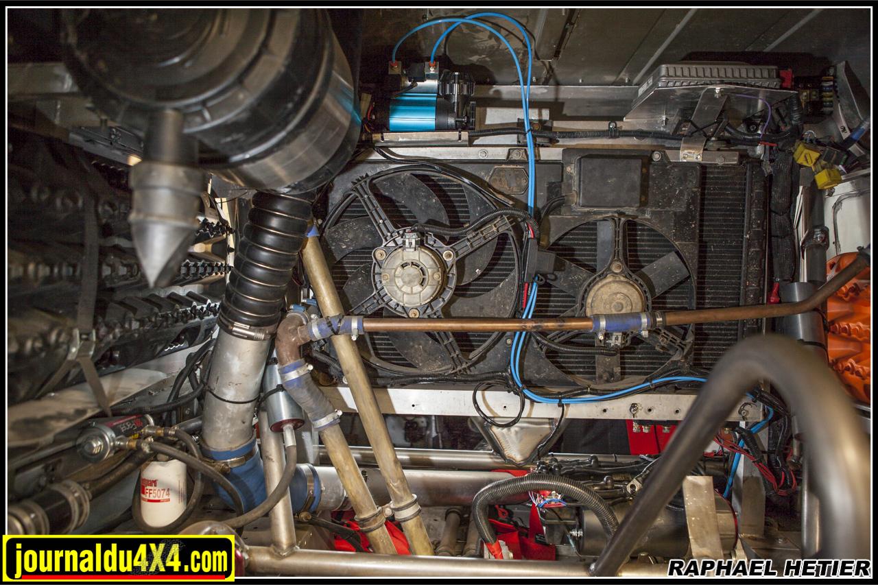 radiateur et ventilos