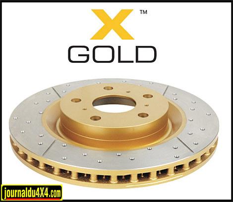 Disque DBA XGold