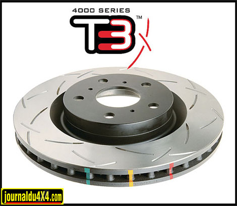 Disque DBA T3