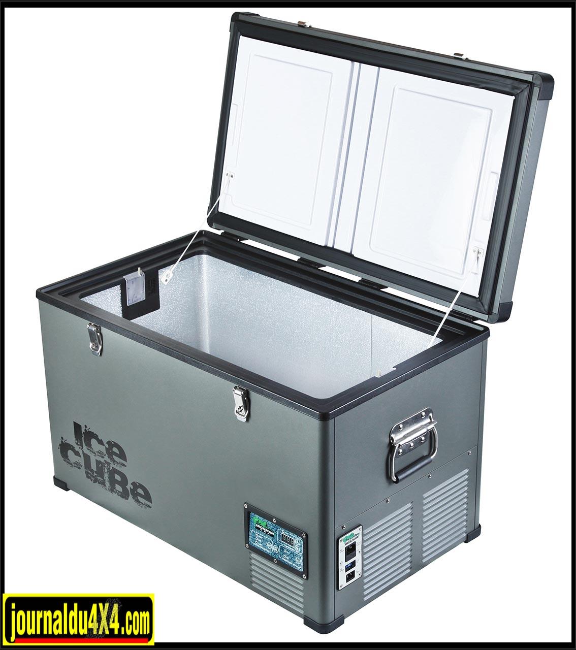 FRIGO - GLACIERE IRONMAN 4X4    ICE CUBE 74 L
