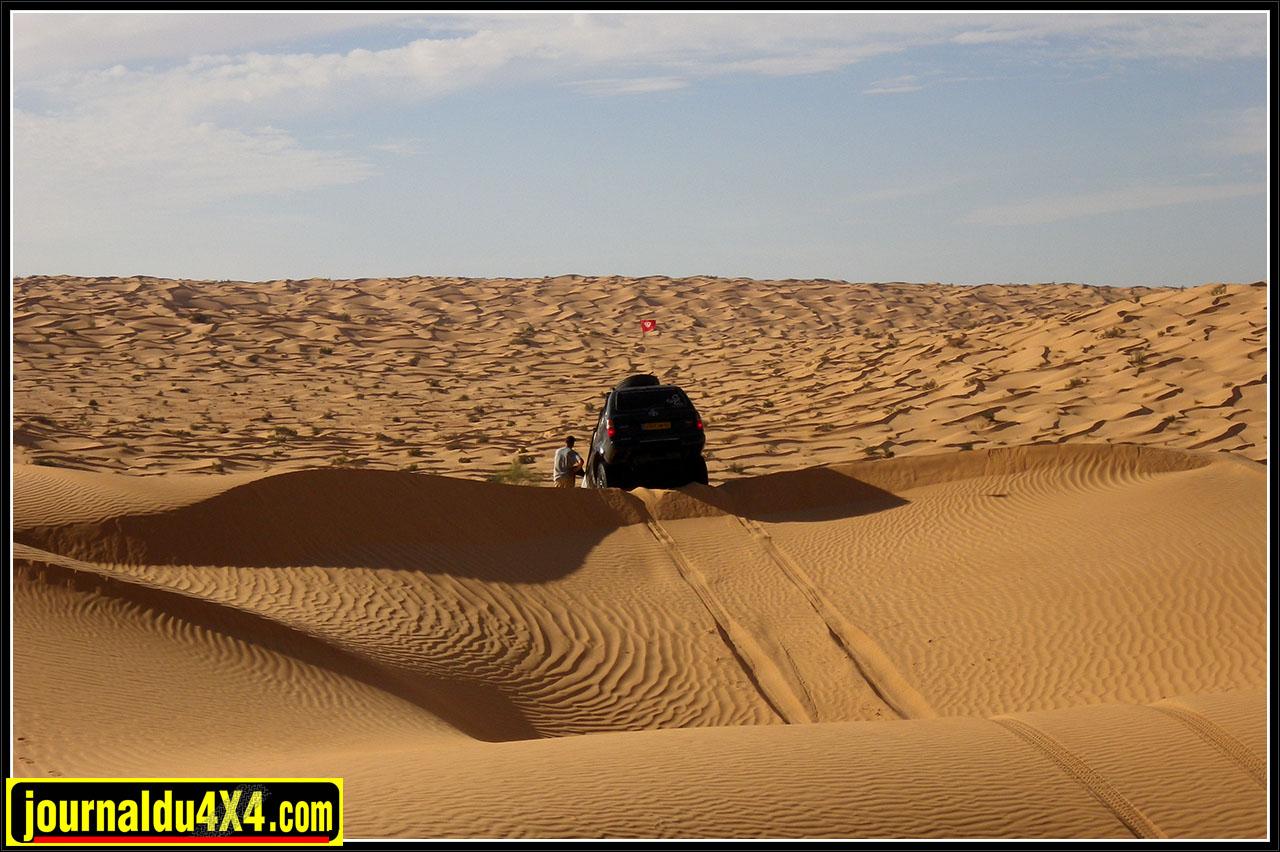 Tunisie en 4x4 : Rêve de bac à sable avec IMAGINE L'AVENTURE