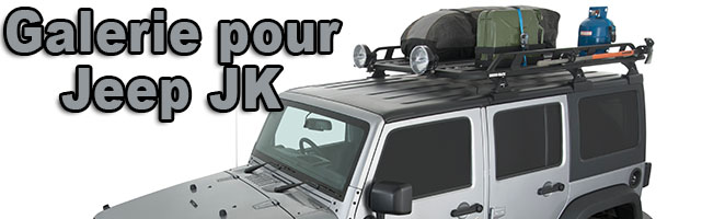 Galerie pour Jeep JK