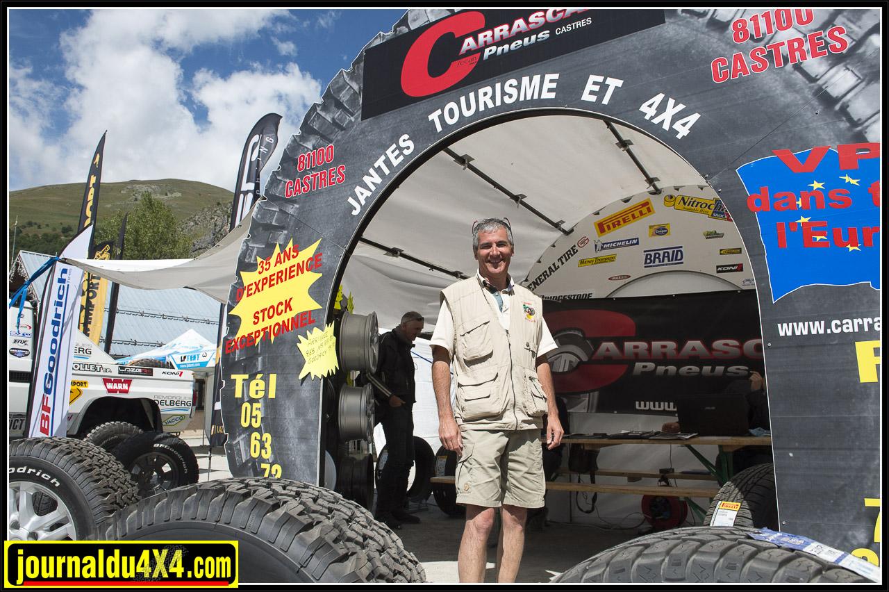 carrascal pneus