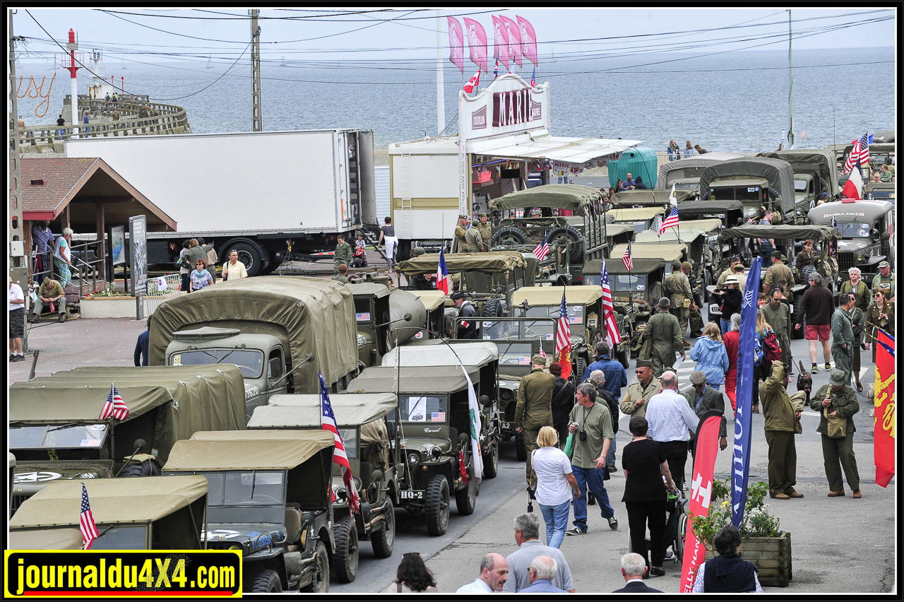 Défilés et expositions des véhicules dans les villages ont connus un succès jamais atteint auparavant.