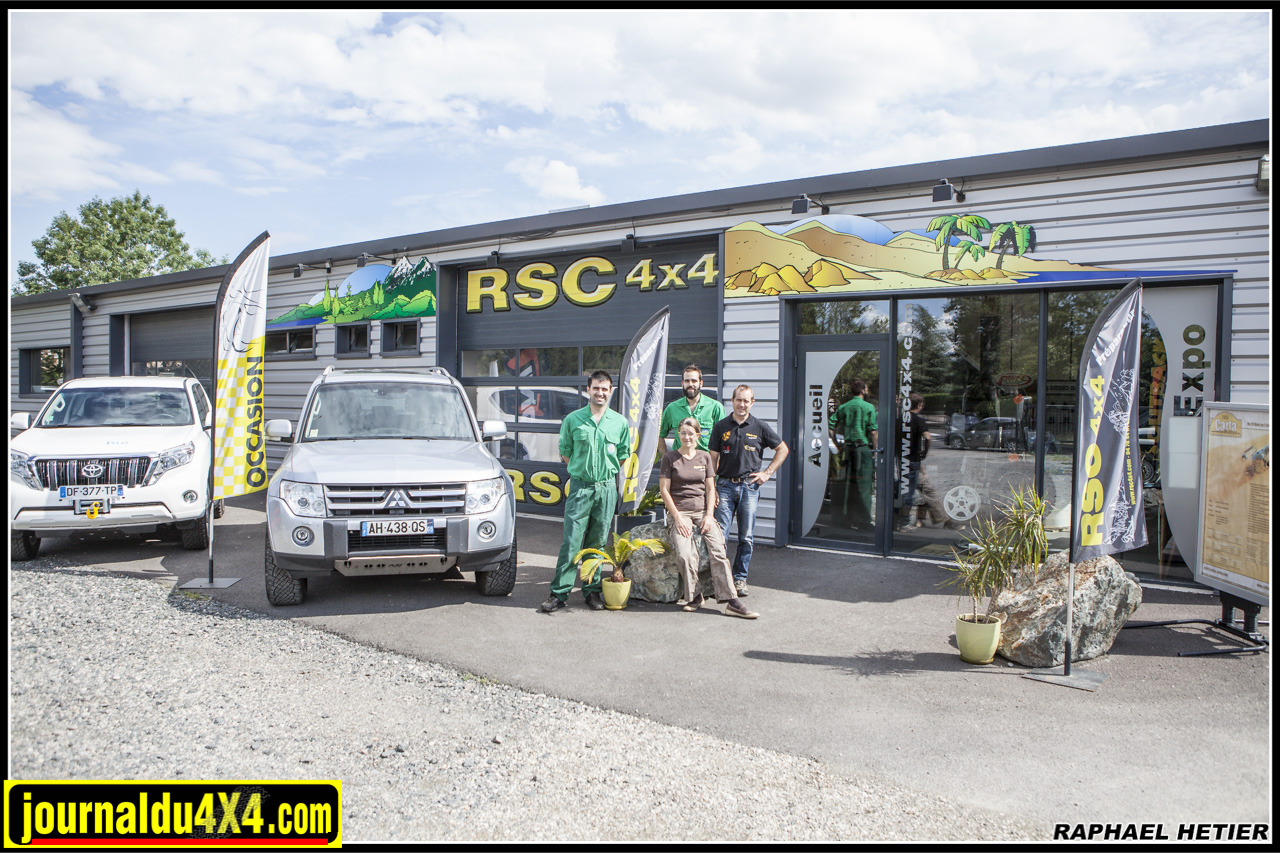 RSC 4x4