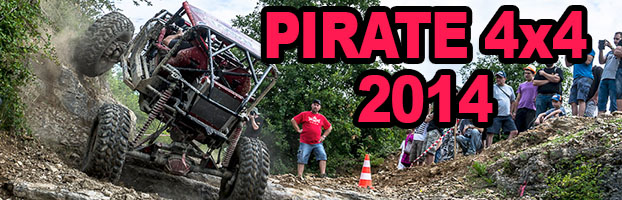pirate4x4 2014 : les chevaux sauvages !