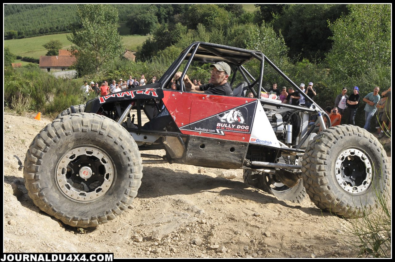 Bully Dog au rasso Pirate 4x4 2009