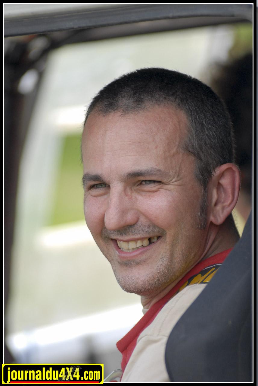 Laurent Cathaud  après l'auto cross, le Rallye cross, le Rallye TT, le Rallye asphalte se lance sur le Breslau histoire de fêter sportivement la quarantaine…