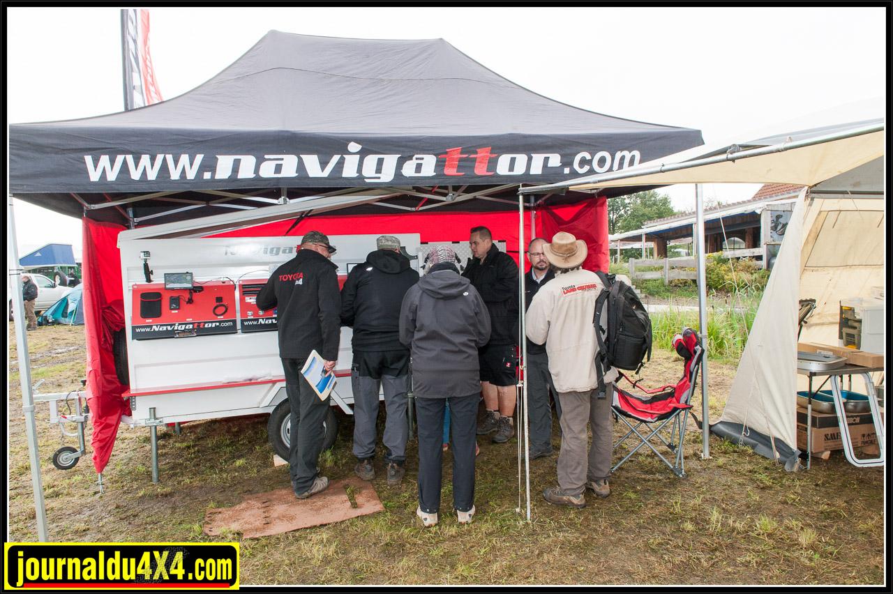 Navigattor avait fait le déplacement depuis l'Espagne pour présenter ses produits