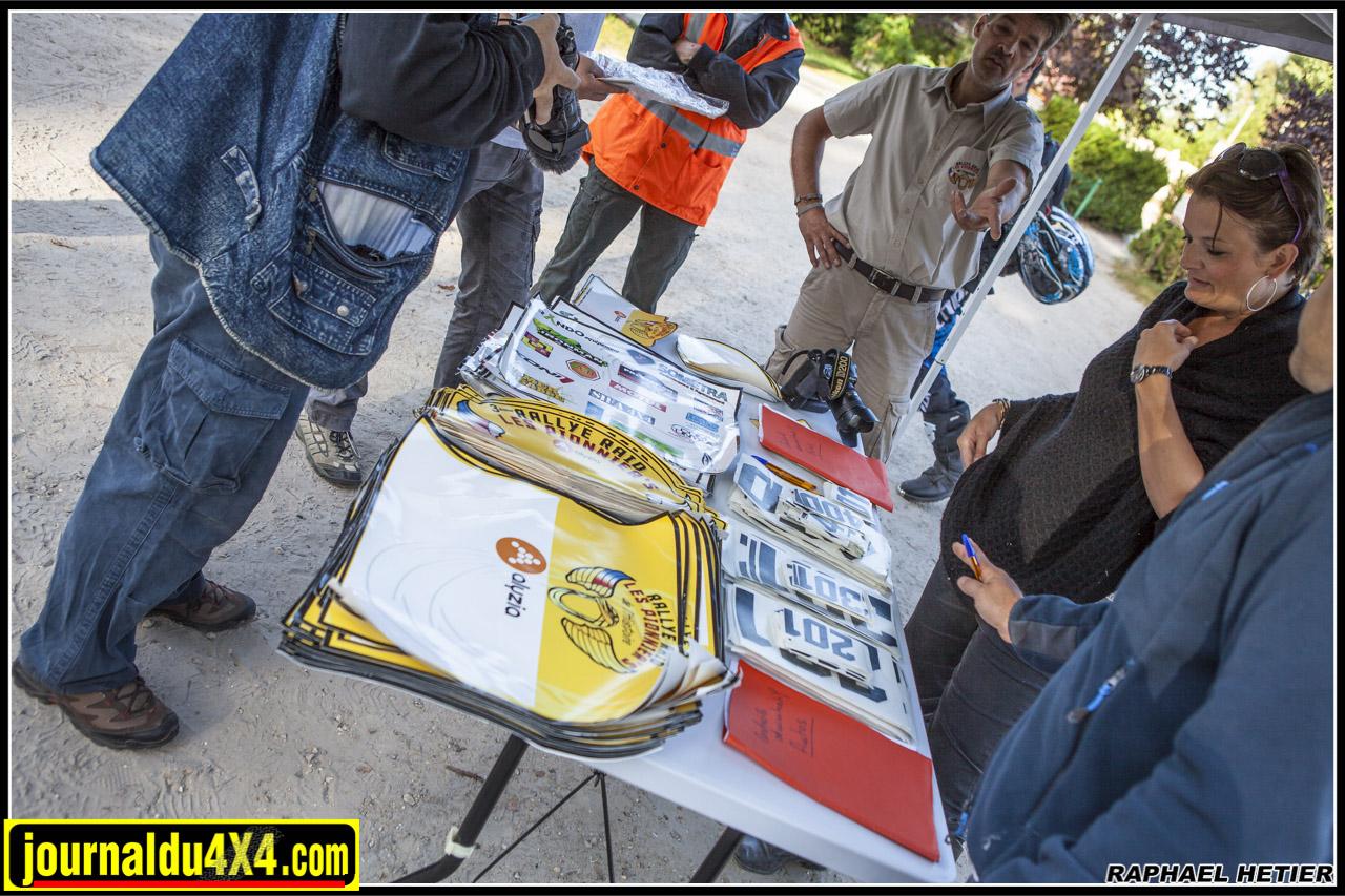 Rallye des Pionniers 2014
