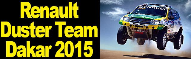 Renault Duster Dakar 2015