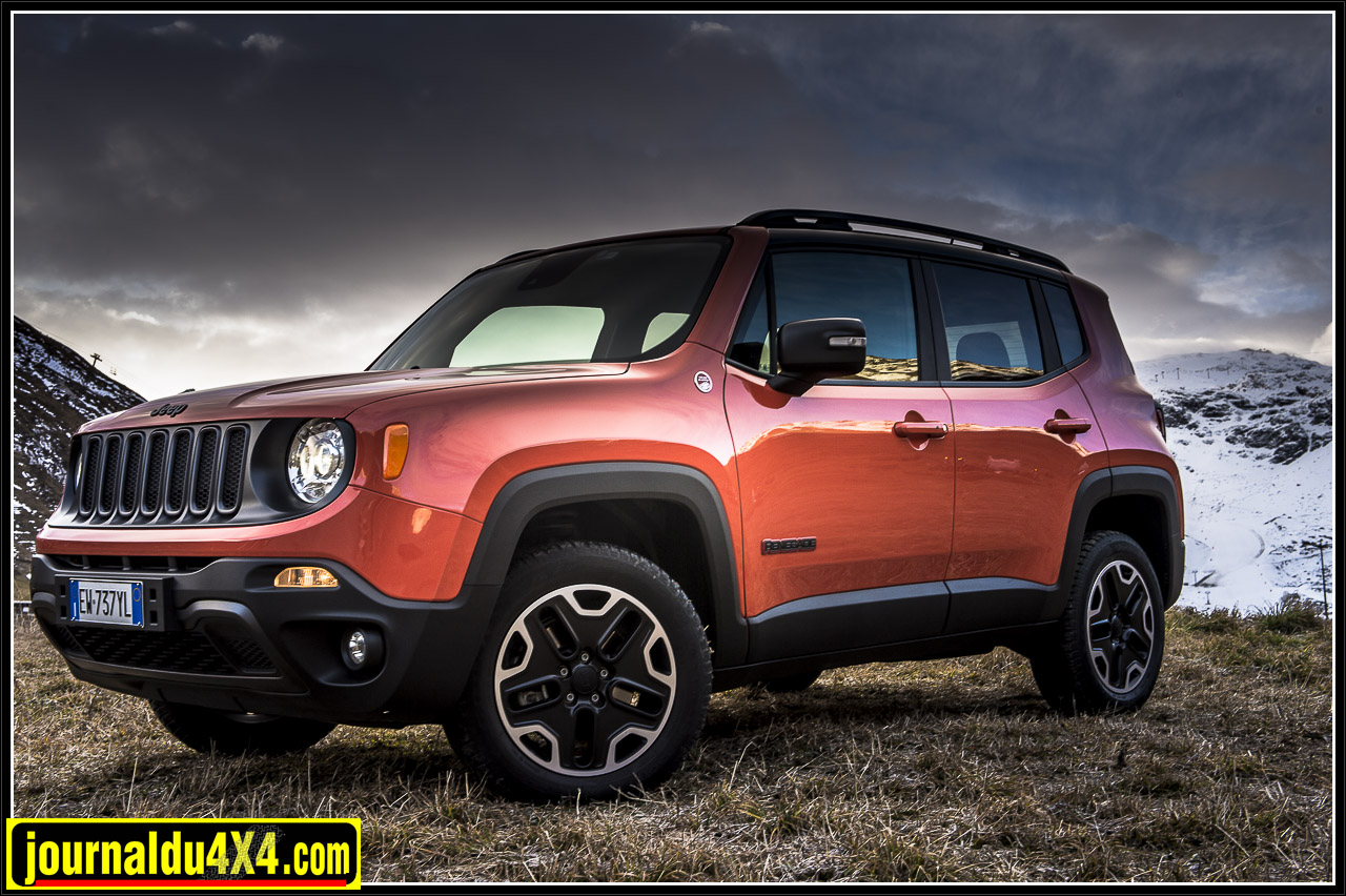 jeep renegade 4x4 trailhawk le suv des champs. Black Bedroom Furniture Sets. Home Design Ideas