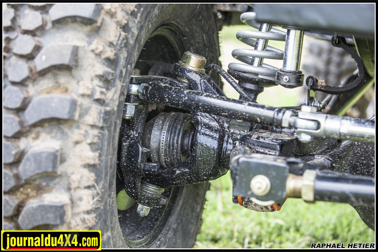 pivots high steering