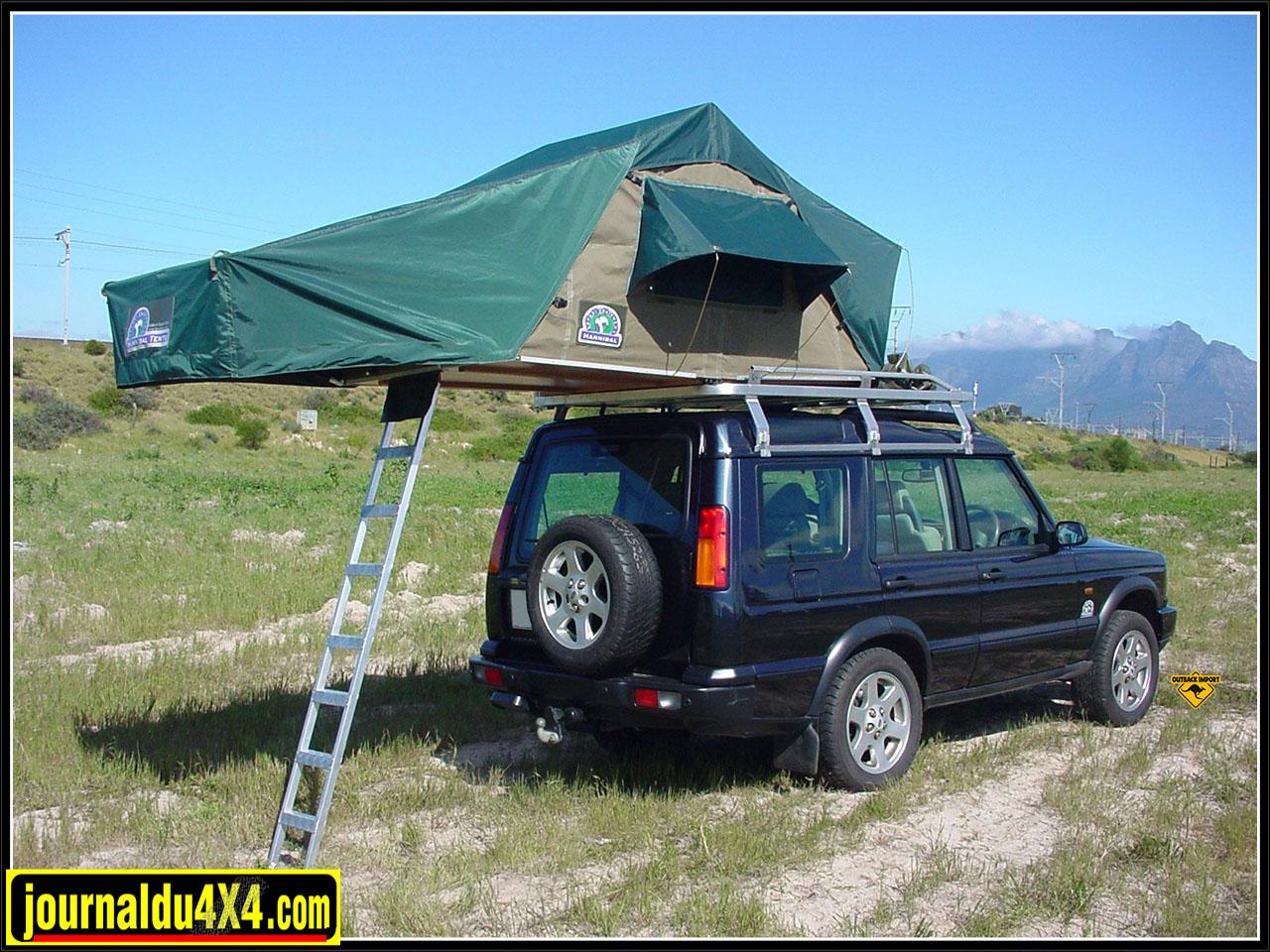 Tente Jumbo Fly HANNIBAL 1,20m / 1,4m / 1,6m / 2m